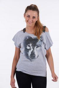 Vintage wolf sweatshirt