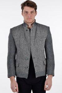 Vintage Harris Tweed herringbone jacket