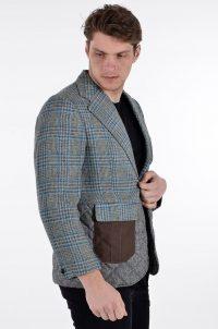 Vintage Harris Tweed blazer