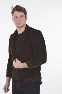 Men's vintage corduroy bomber jacket