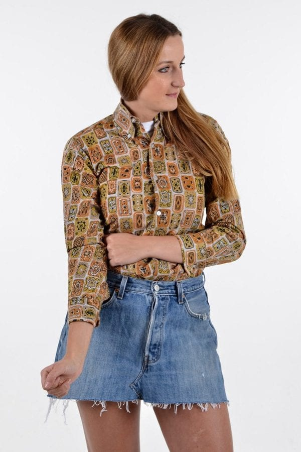 1980's women's shirt