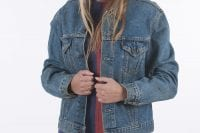 1980's Levi's denim jacket
