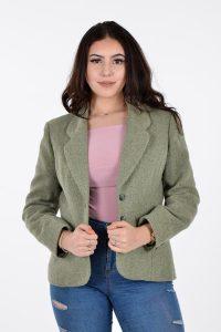 Women's 1960's tweed jacket