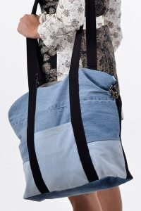 Vintage Levi denim shoulder bag
