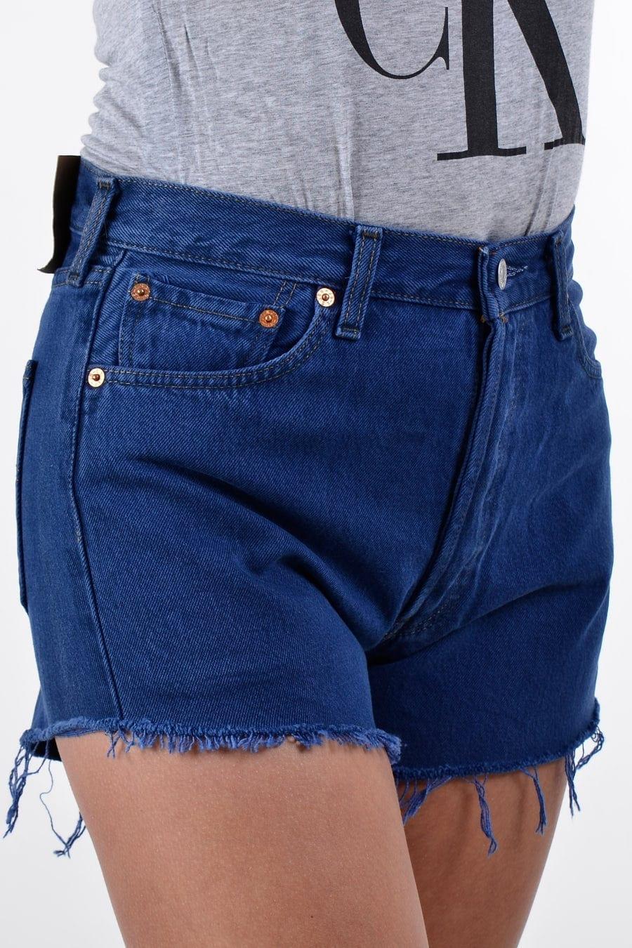 Vintage Levi's 501 cut off shorts
