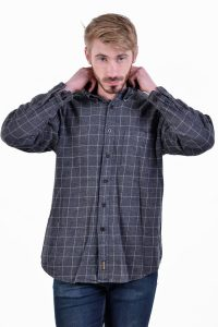 Vintage Woolrich check shirt