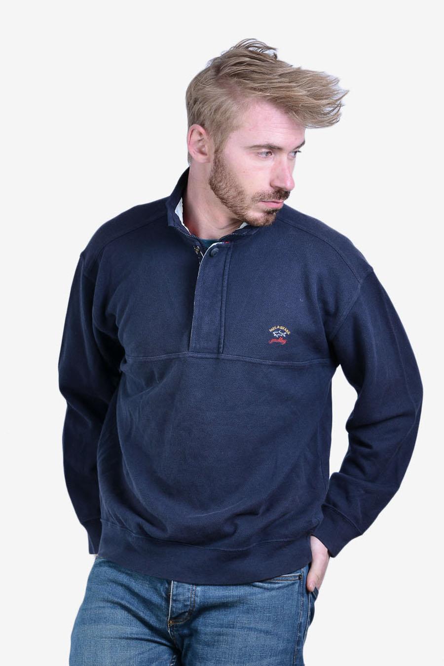 Vintage Paul & Shark Yachting sweatshirt