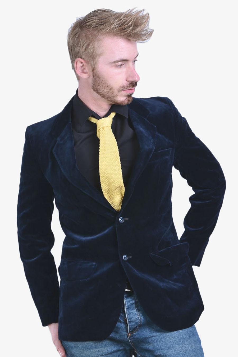 Vintage John Collier velvet jacket