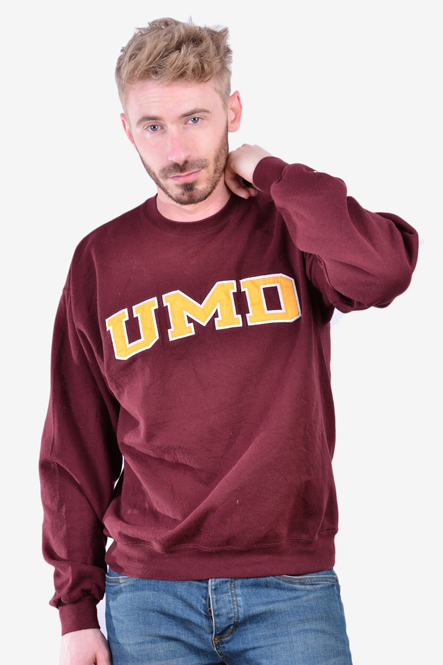 Vintage University Of Minnesota Duluth sweatshirt