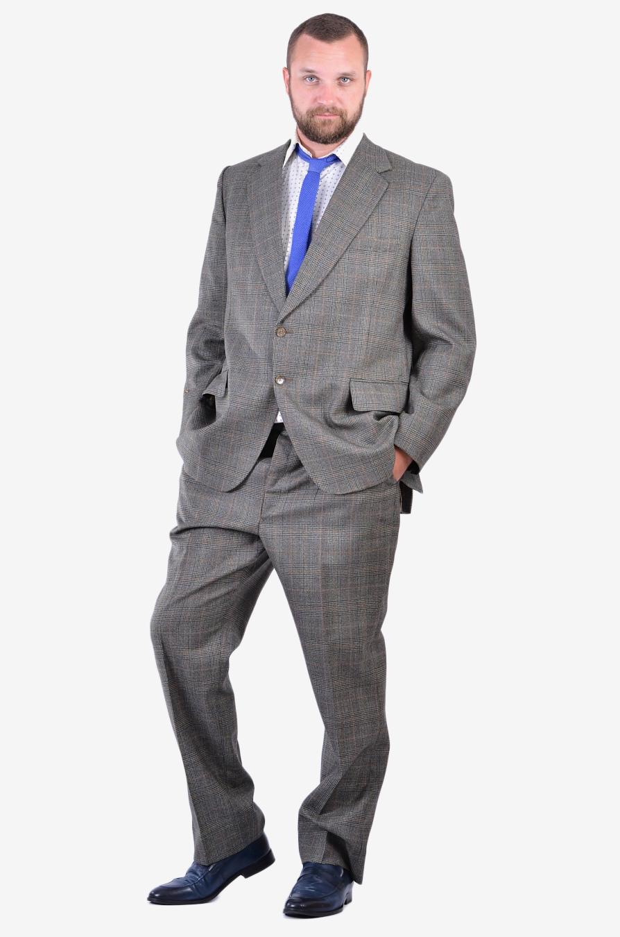 Vintage 1970's Burton suit