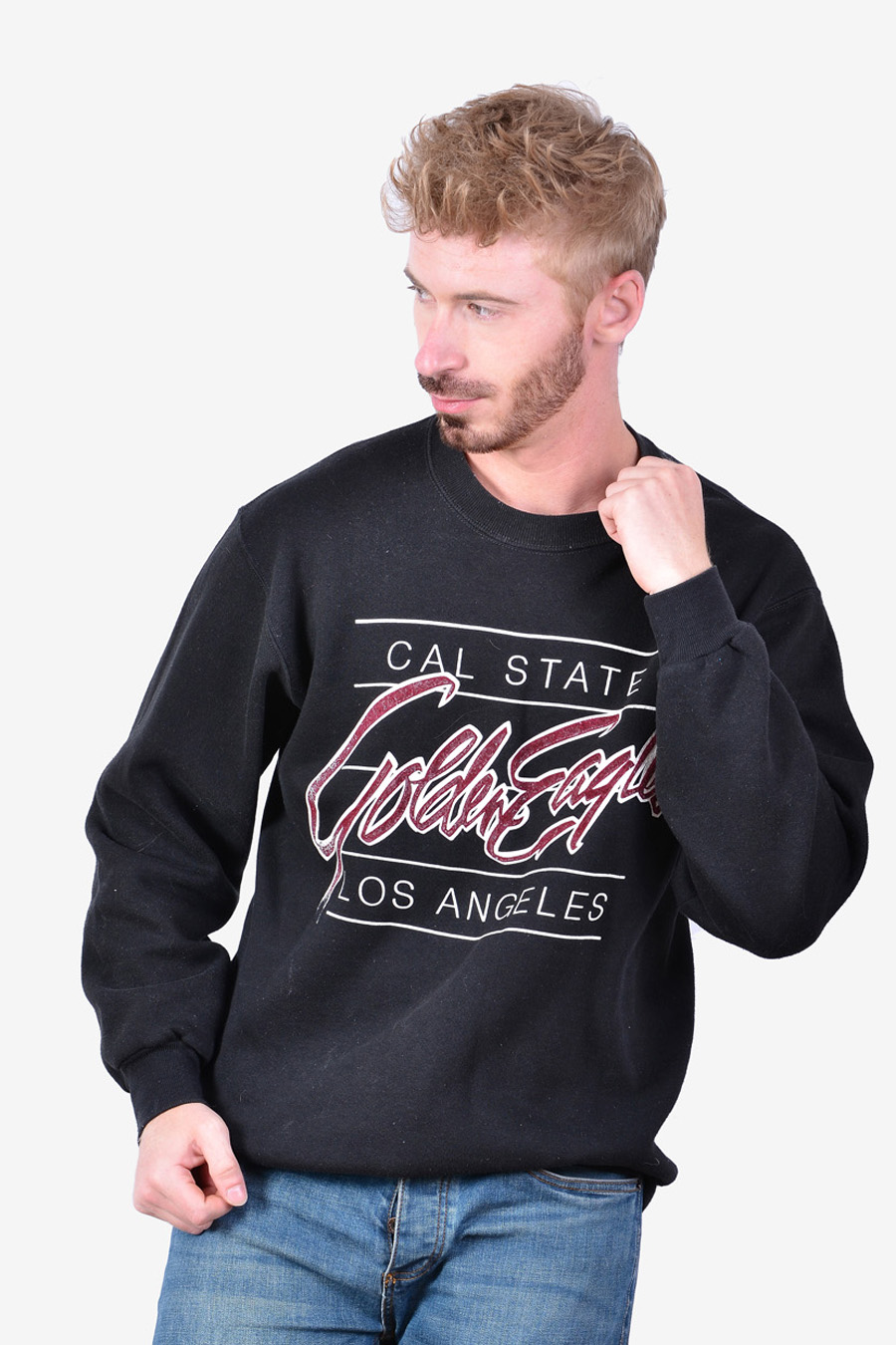 Vintage Cal State Golden Eagles sweatshirt