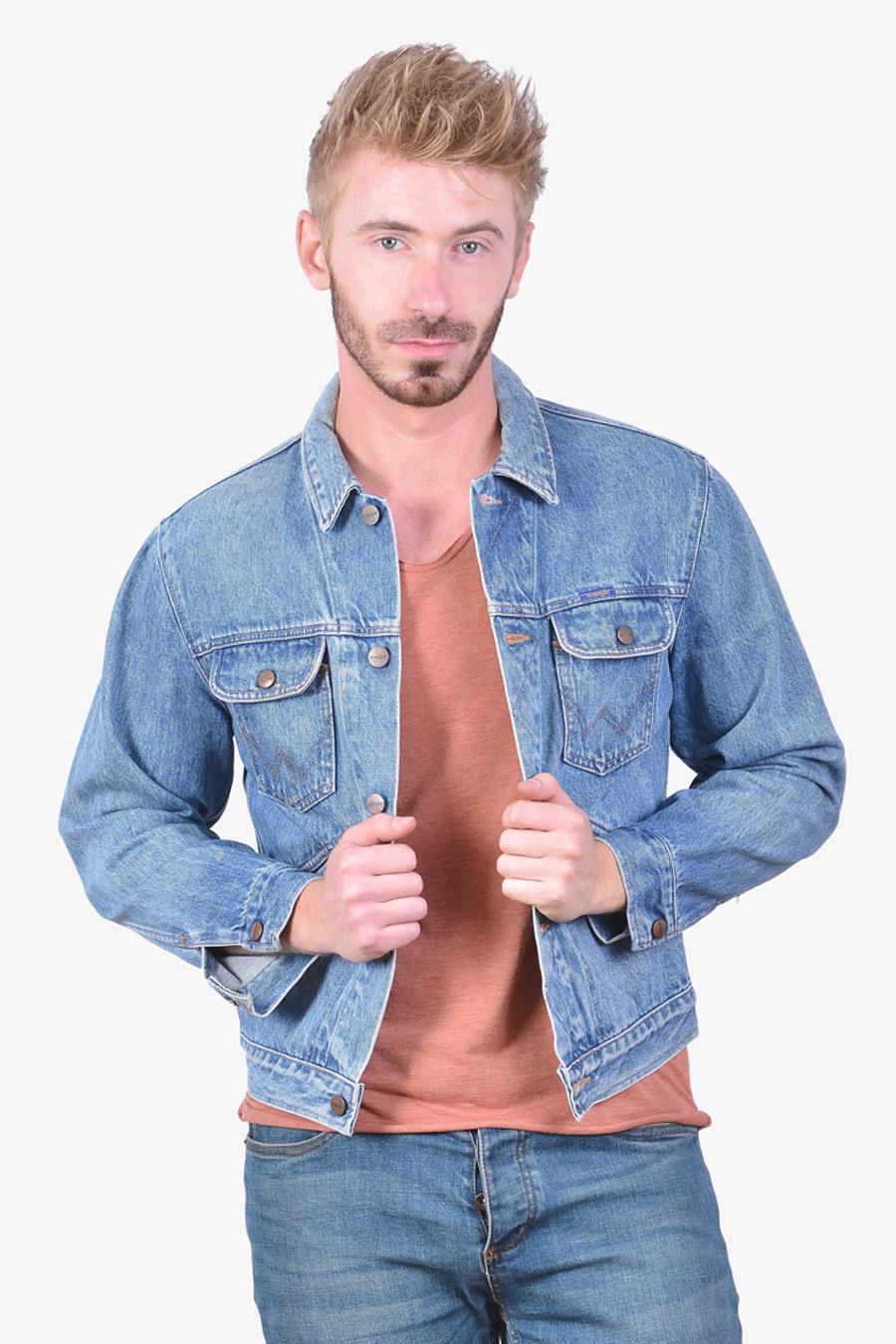 Vintage Wrangler denim jacket