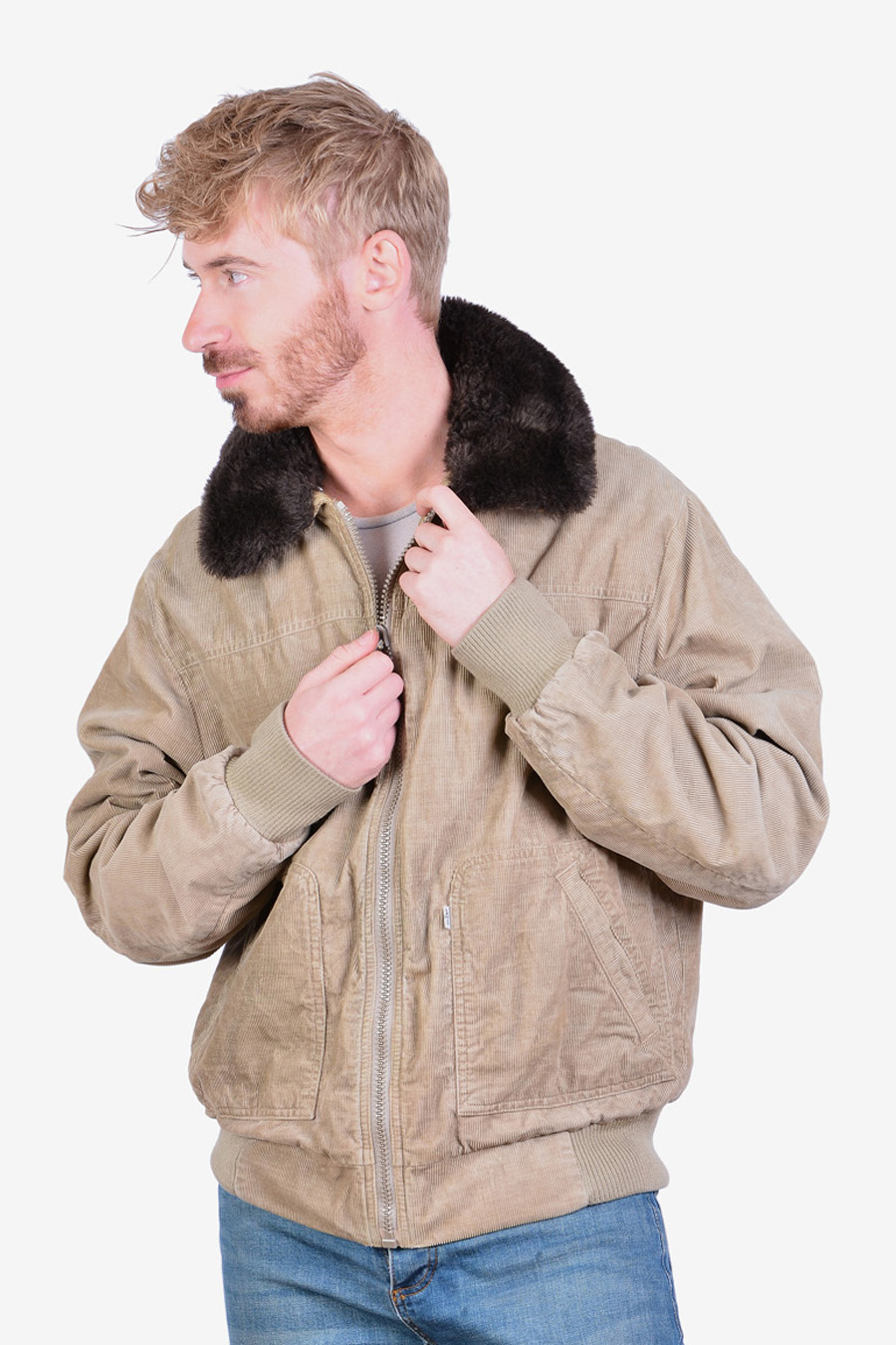 Men's vintage Levi's corduroy jacket