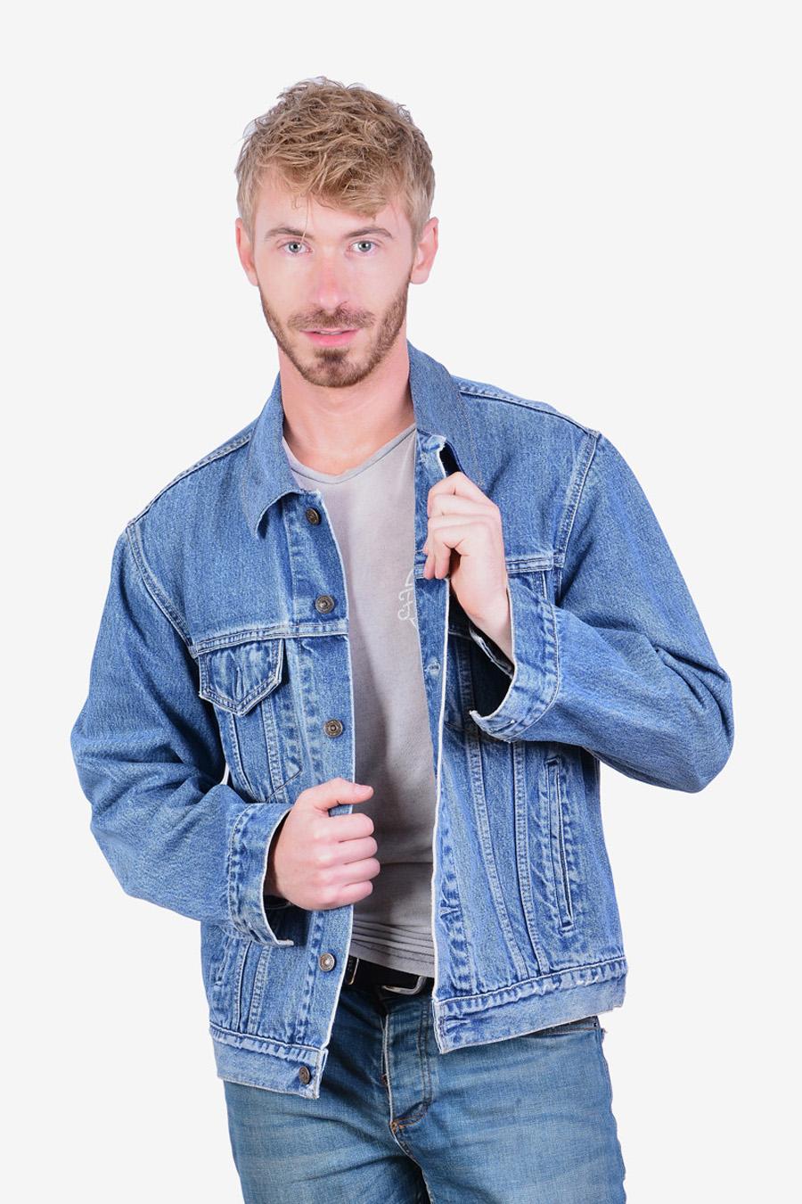 Vintage men's Levi's denim jacket
