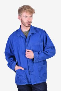 Vintage men's chore jacket