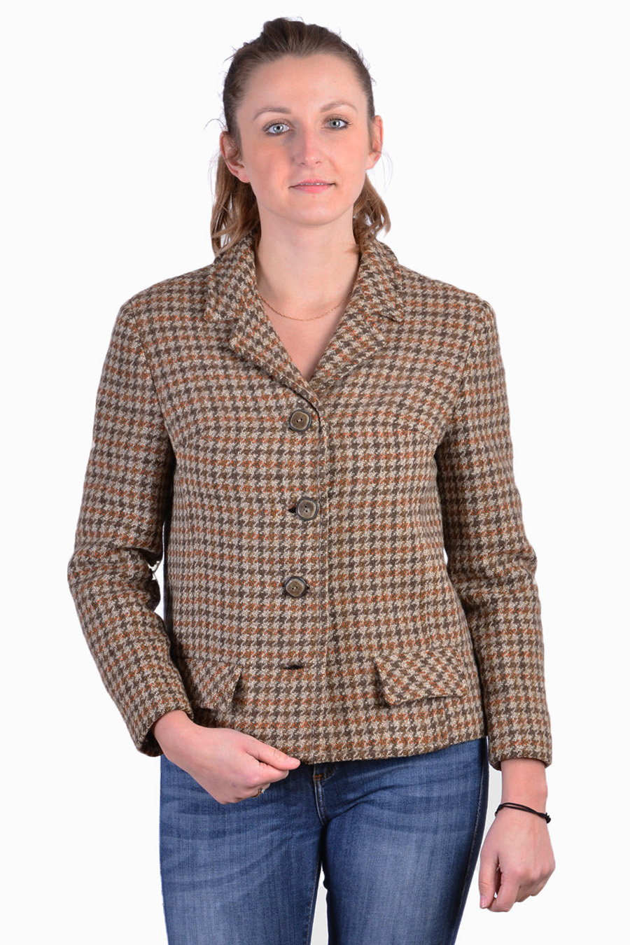 Vintage Jimmy Hourihan tweed jacket