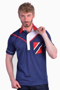 Vintage George Arthur Dunn polo shirt