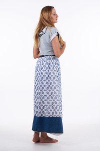 Vintage 1970's maxi skirt