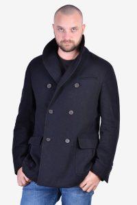 Vintage men's pea coat