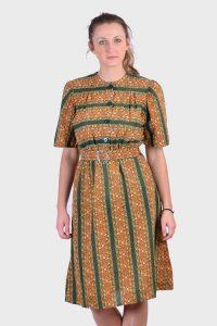 Vintage tea dress