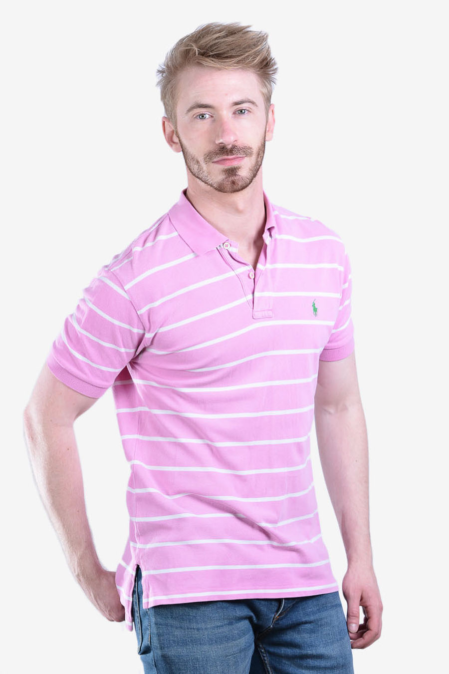 Vintage men's Ralph Lauren polo shirt