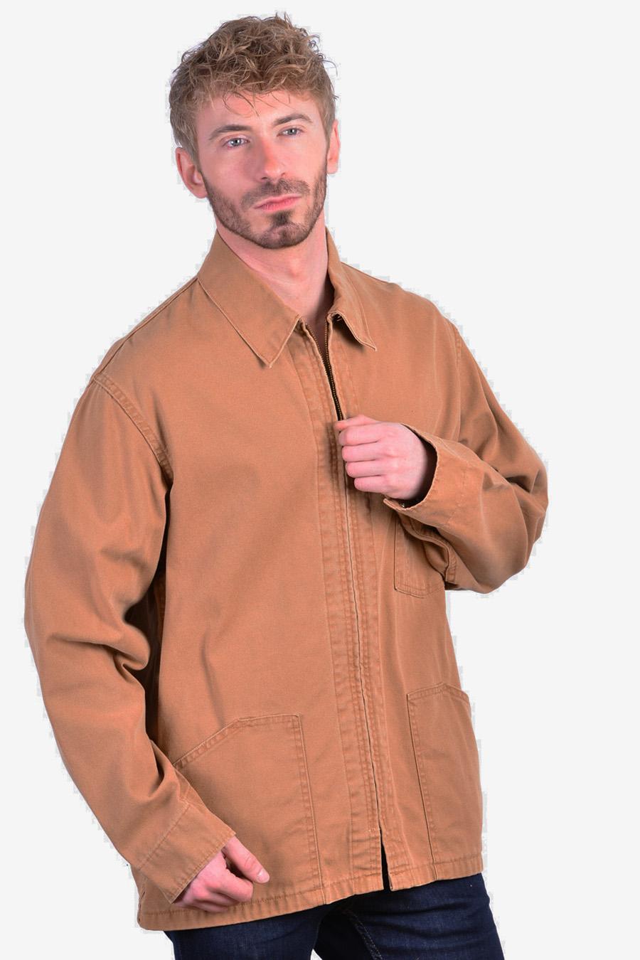 Vintage OshKosh chore jacket