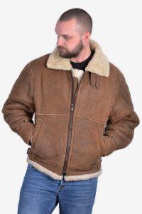 Vintage B3 type flight jacket