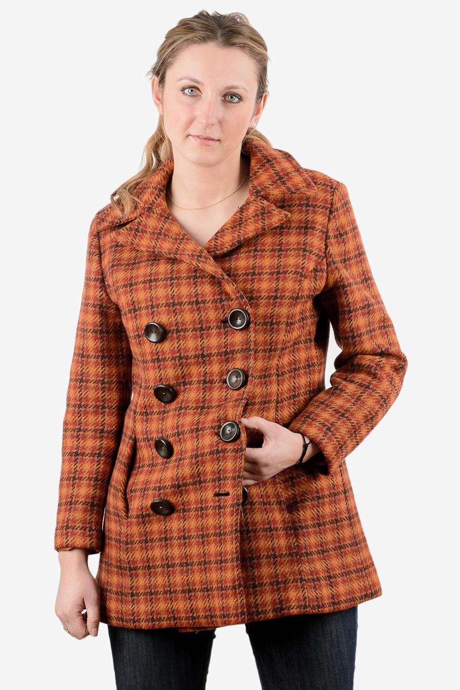 Women's 1960's coat