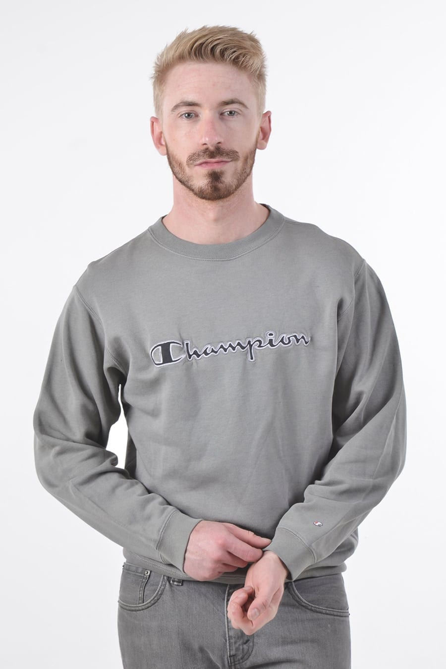 Vintage Men's Champion sweatshirt