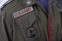 Men's vintage military jacket