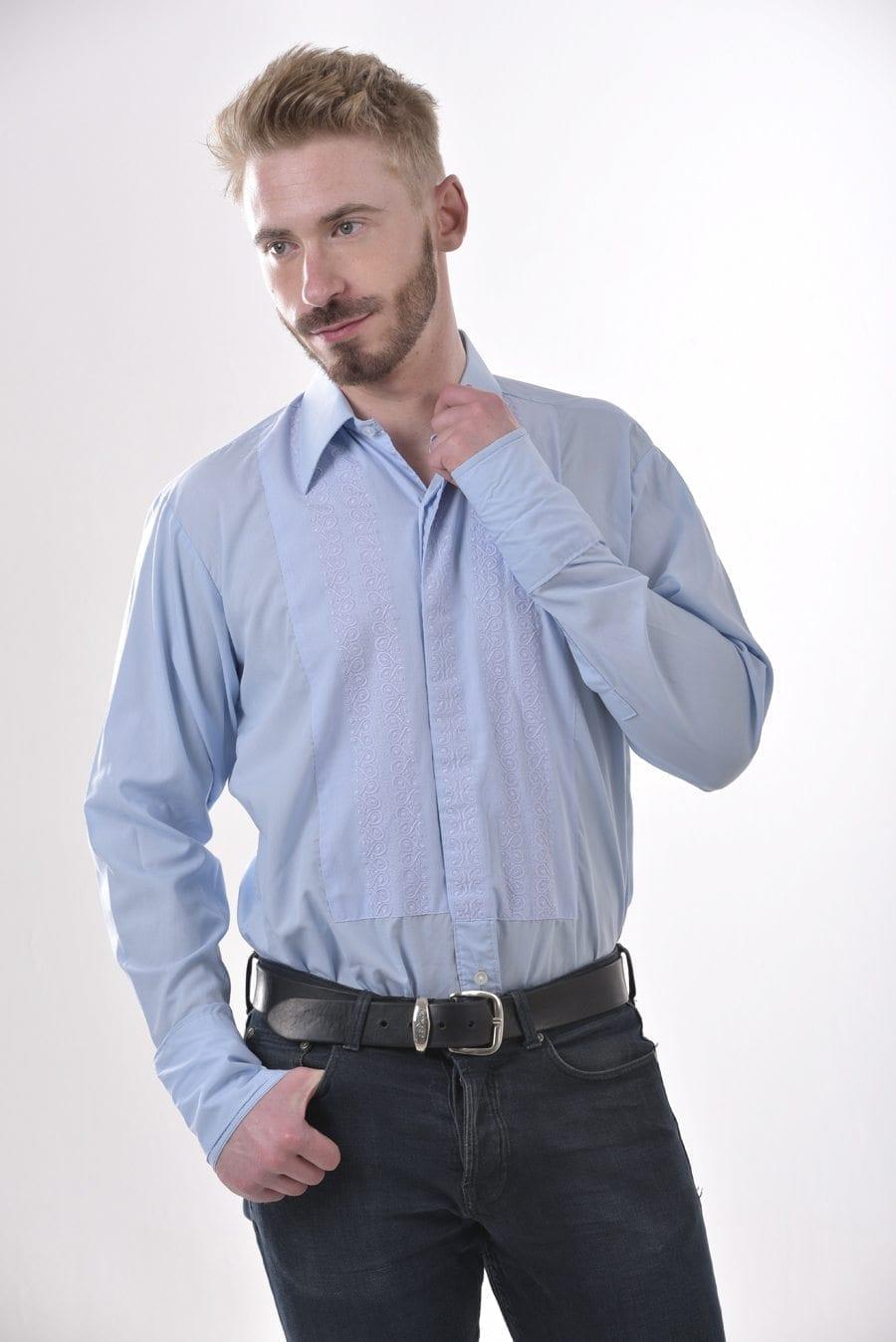 Vintage evening shirt