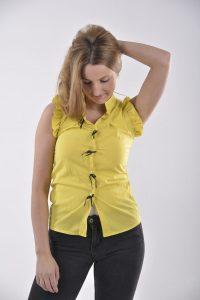 Women's vintage vest top