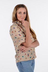 Vintage 1970's blouse