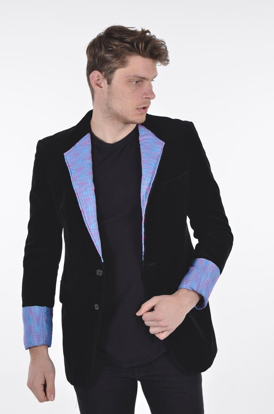 Vintage Grendale velvet jacket