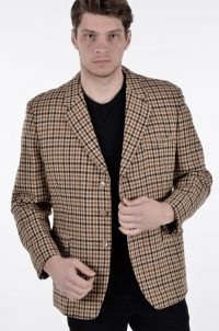 Vintage men's tweed jacket