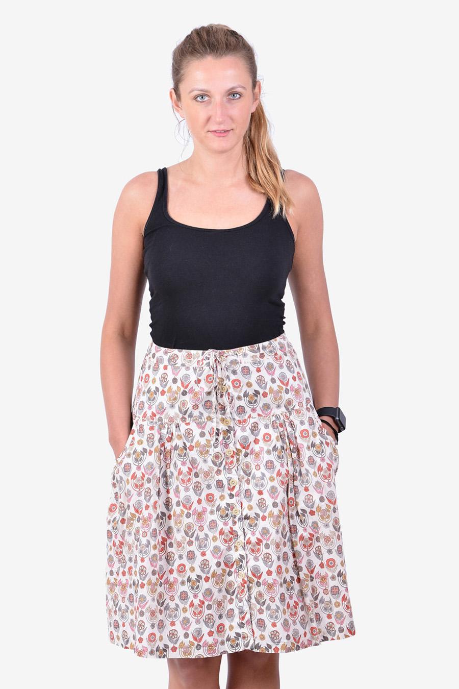 Vintage swing skirt
