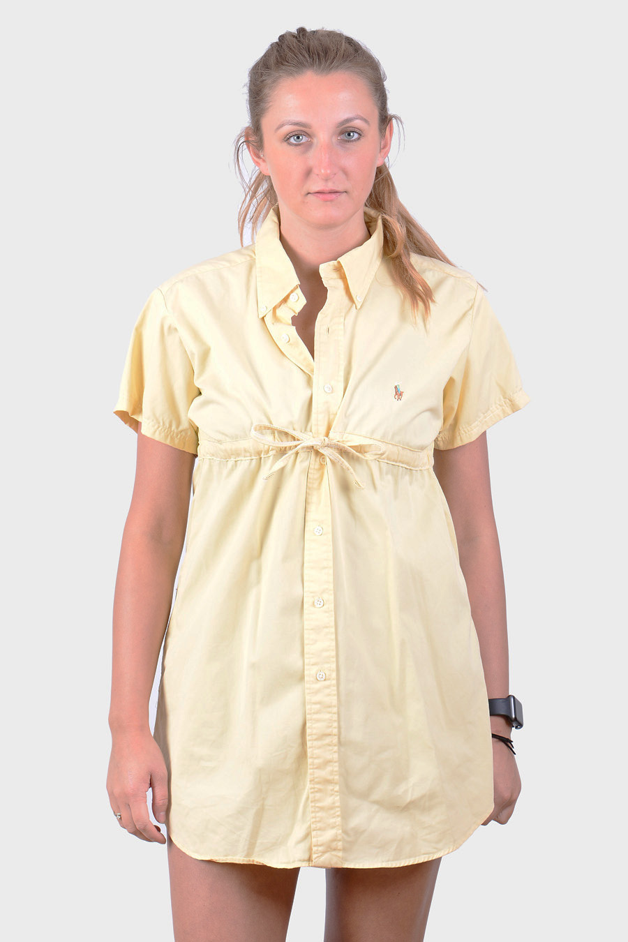 Vintage Ralph Lauren shirt dress
