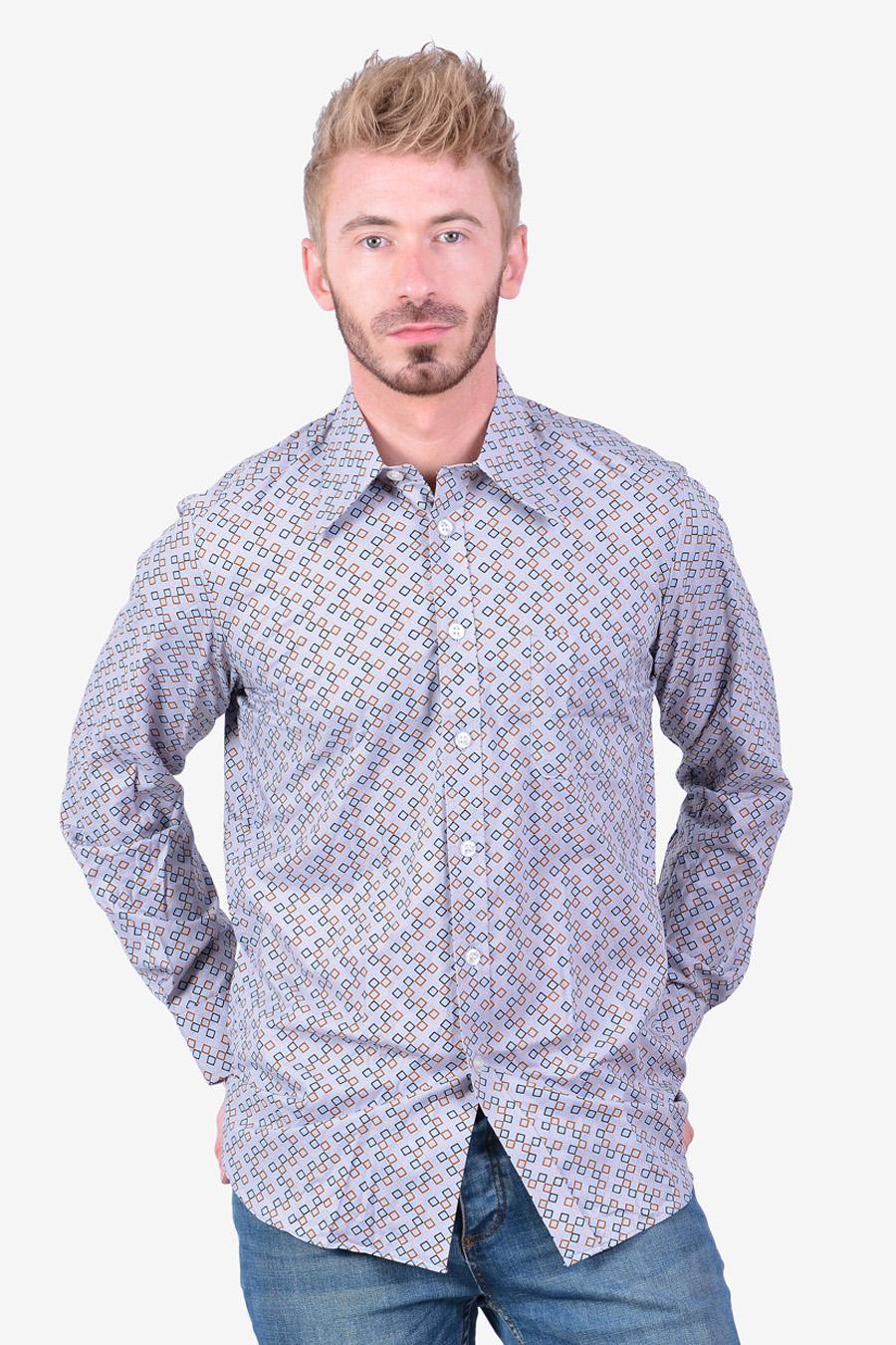Men's vintage 1970's shirt