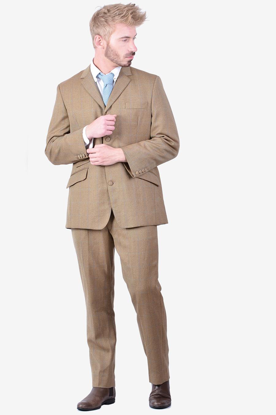 Vintage Barney Goodman suit