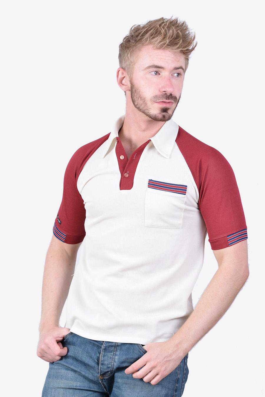 Vintage 1970's D'Amigo polo shirt