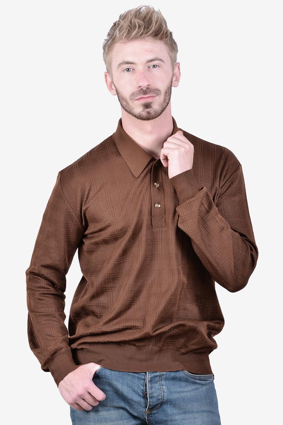 Vintage 1960's long sleeved polo shirt