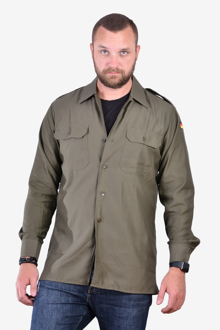 German military shirt