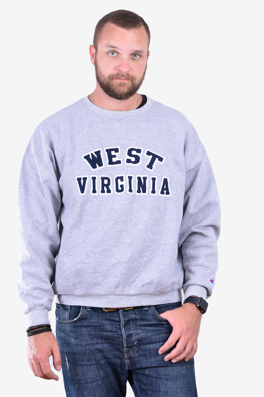 Vintage West Virginia University sweatshirt