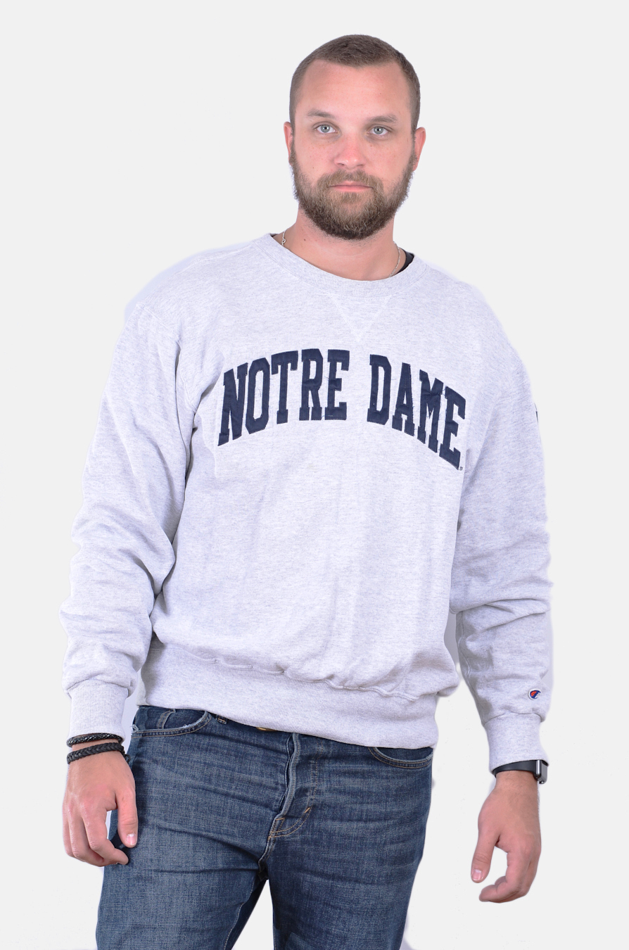 Vintage Notre Dame University sweatshirt