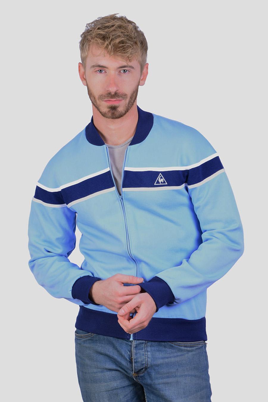 Vintage Le Coq Sportif track jacket