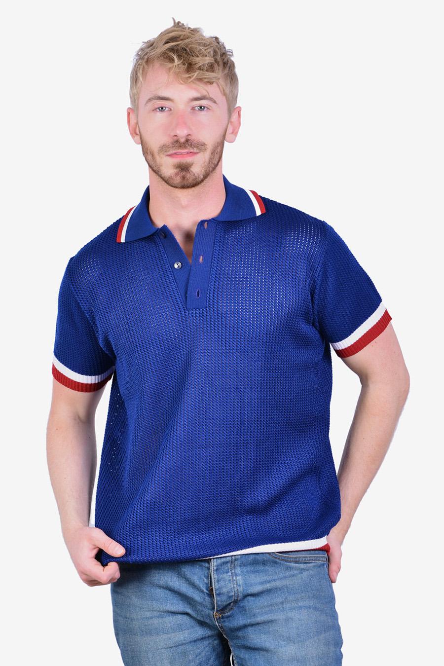 Vintage 1970's Banlon polo shirt