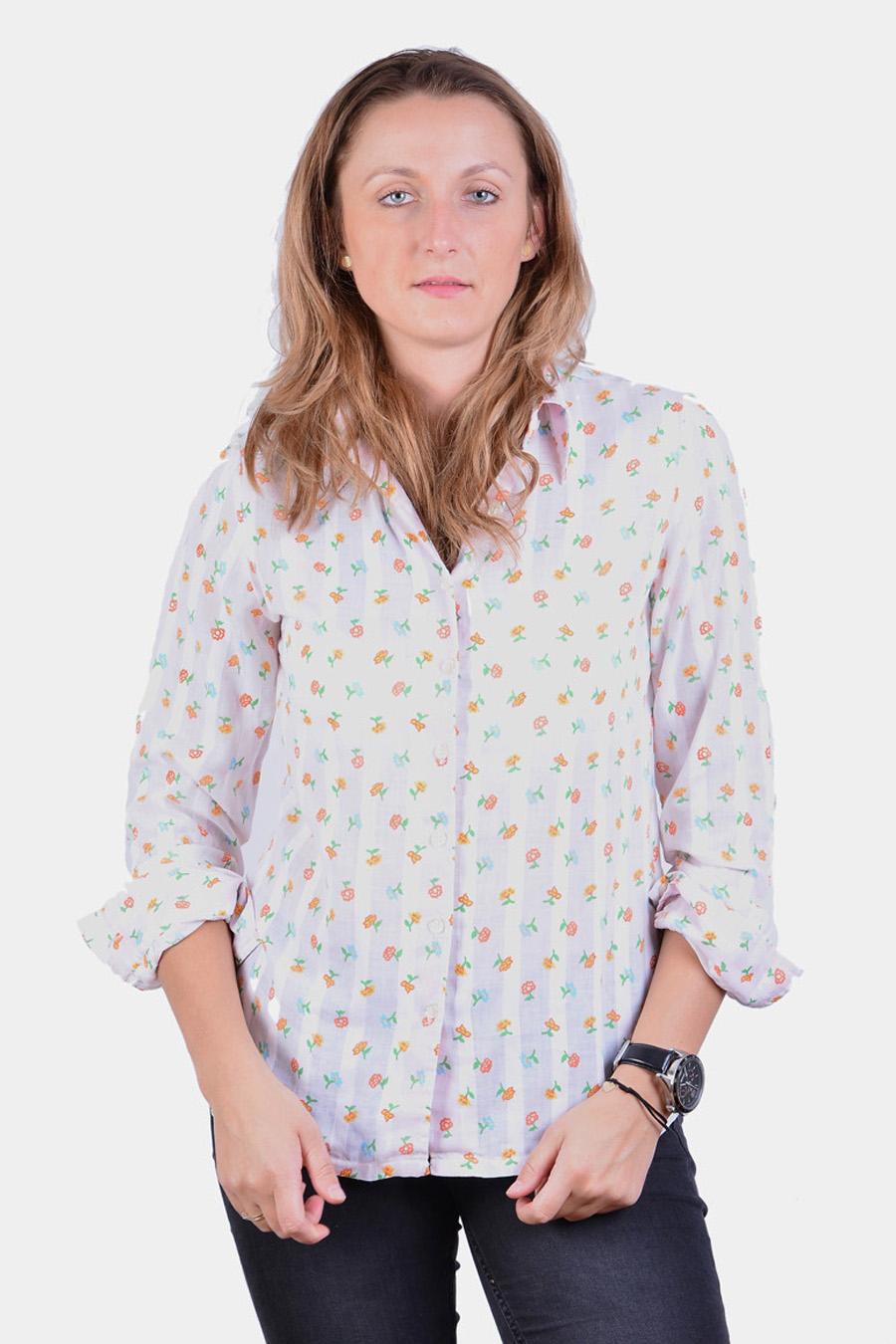 womens 1970's shirt