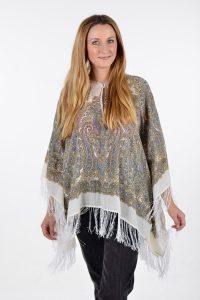 Vintage paisley shawl