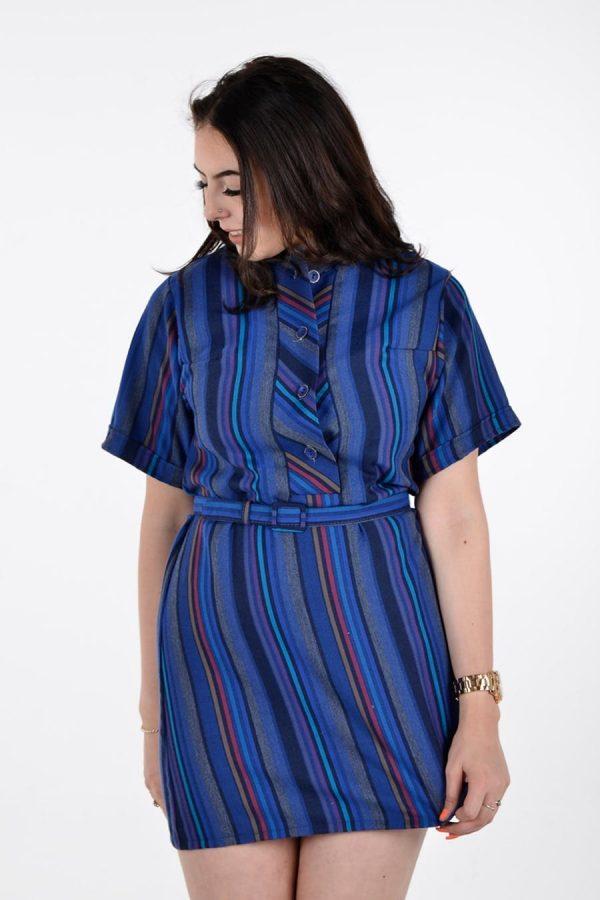Vintage 1970's Ridella shift dress
