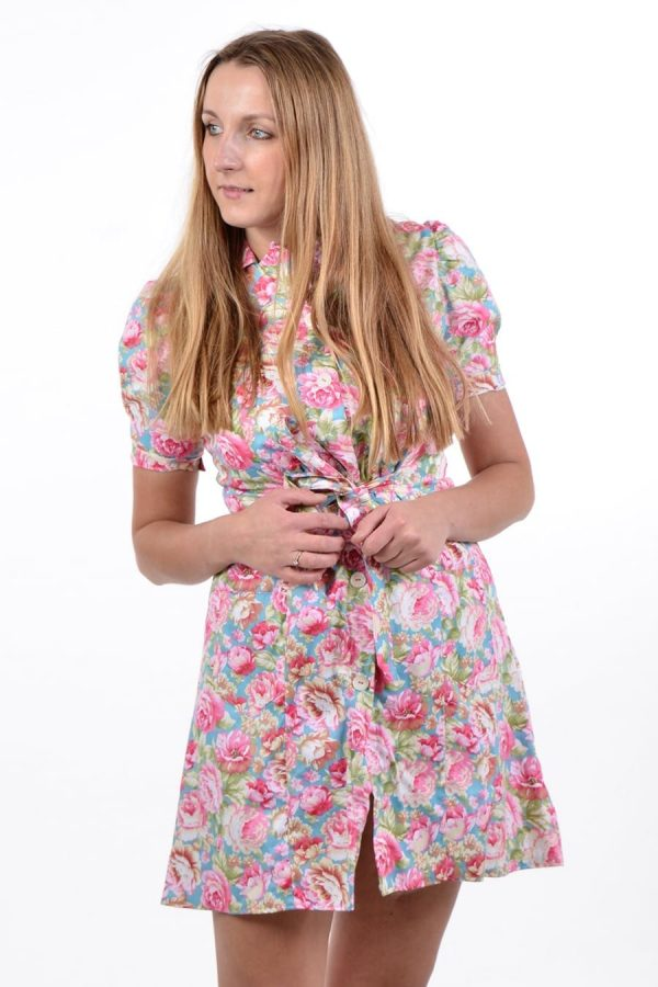 Reproduction 1950's day dress